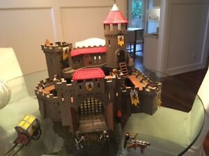 Playmobil Lion Knights Empire Castle 4865 - $75