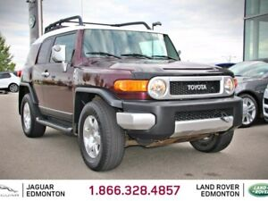 2007 Toyota FJ Cruiser C Package - Local Alberta Trade In | No A