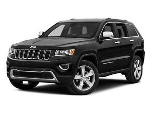 2015 Jeep Grand Cherokee Limited, leather, sunroof, rem. start,