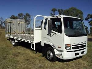 FUSO FIGHTER 6 FK600 TRAY Armidale City Preview
