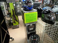 STREET HELMET SALE FROM $35. AT RIVERCITY CYCLE