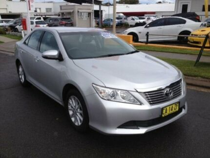 2014 Toyota Aurion GSV50R AT-X Silver 6 Speed Automatic Sedan Sutherland Sutherland Area Preview