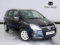 2012 VAUXHALL ZAFIRA ESTATE SPECIAL EDITIONS