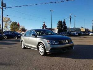 """2015 Volkswagen Jetta S """"WOW only $133.67 bw EVERYONE APPROVED"""""""