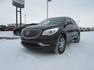 2017 Buick Enclave Leather. Text 780-872-4598 for more informati