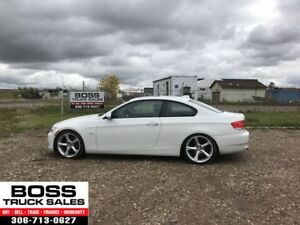 2009 BMW 3 Series 335i Coupe RWD!!