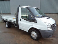 Ford Transit 2.4 TDCi one stop drop side pick up 2009 59 reg