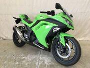 2014 Kawasaki Ninja 300 300CC Sports 296cc Enoggera Brisbane North West Preview