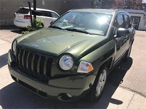 JEEEP COMPASS, 2008, AIR CLIMATISE, MAGS VITRES ELCTRIQUES 2799$