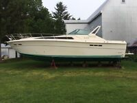 39 ft Sea Ray cruiser, project boat, or I will part out.