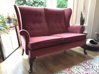 Antique two seater sofa. Excellent condition.