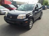 2005 NISSAN XTRAIL***4 CYLINDRES+AUTOMATIQUE+AWD+3995$**