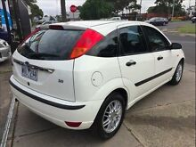 2005 Ford Focus LR LX 4 Speed Automatic Hatchback Brooklyn Brimbank Area Preview