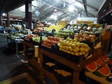 Busy fruit & veg stall at Queen Victoria Market for sale. Melbourne CBD Melbourne City Preview