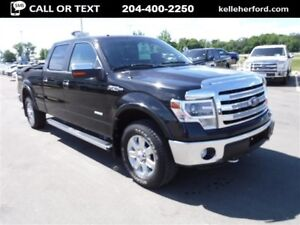 2014 Ford F-150 Lariat CrewCab Moonroof