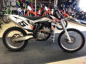 2012 KTM 350 SX-F - $5495