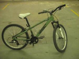 "Giant 12"" STP Street Trail Park, 24"" wheel  Bike"