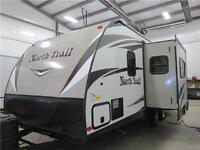 2016 Heartland North Trail 24BHS Travel Trailer