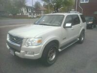 2006 Ford Explorer Limited 4dr 4x4