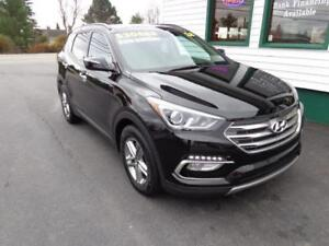 2018 Hyundai Santa Fe Sport Luxury only $249 bi-weekly all in!
