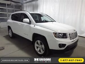 2014 Jeep Compass North 4WD AUTO A/C GR ELECT MAGS