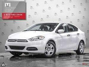 2014 Dodge Dart SE 6-speed manual