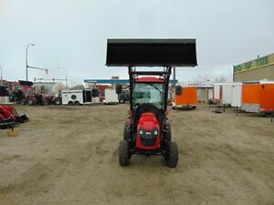 New 2015 TYM 234 Hydrostatic Tractor w/Deluxe Cab & Front Loader