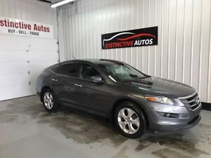 2010 Honda Accord Crosstour EX-L 4WD LEATHER/NAVIGATION/B.CAM