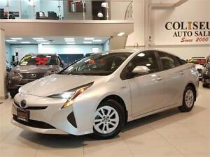 2016 Toyota Prius HYBRID-CAMERA-FACTORY WARRANTY-ONLY 28KM