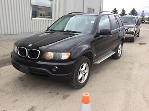 2003 BMW X5 SPORT AWD 4X4 - 1 YEAR UNLTD KMS WARRANTY* $7550