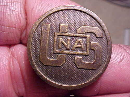United States National Army USNA collar disc
