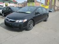 2010 Honda Civic Sdn 110 KM, AUTO LOAD,APPROVED FINANCING!