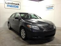 2009 Toyota Camry Hybrid 4dr Sdn