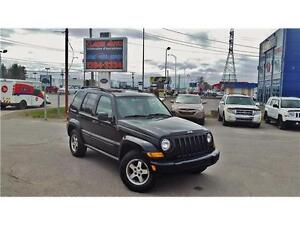 2005 JEEP LIBERTY ROCKY MOUNTAIN: TOIT OUVRANT / MAGS / CRUISE