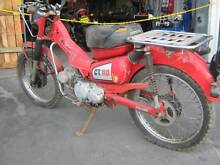 HONDA CT110 - Ag model with Hi/Low gears - Parts available North Richmond Hawkesbury Area Preview