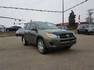 2011 Toyota RAV4 V6 4X4!! Low Monthly