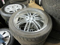 Alloys Chrome 20 inch