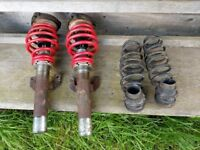 VW Polo 9n/9n3 coilovers - not for golf fabia