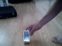 BLUE 8GB IPOD NANO WITH CAMERA BOXED