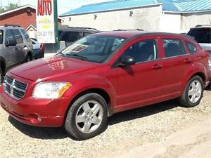 2009 Dodge Caliber SXT $5995 98KMS 1831 SASK AVE