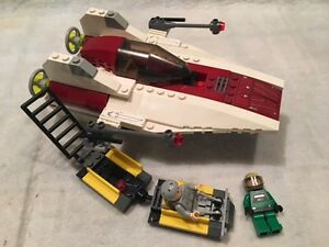 Lego Star Wars A-wing Fighter set 6207
