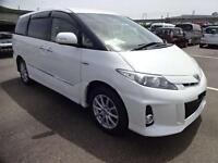 TOYOTA PREVIA HYBRID ESTIMA NEW SHAPE 2015 8 SEATERS (BIMTA CERTIFIED MILEAGE)