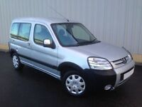 Peugeot Partner Combi HDI MOBILITY DIESEL, 5 Dr, with Wheelchair Ramp, Electric Winch, Lowered Floor