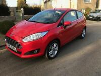2016 Ford Fiesta 1.0T ( 100ps ) EcoBoost ( s/s ) Zetec ONLY 2528 MILES