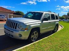 2007 Jeep Patriot MK MY2007 Limited Silver 5 Speed Manual Wagon North Brighton Holdfast Bay Preview