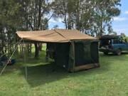 Camper Tent Trailer (Simon Heard Canvas) tor sale Gunnedah Gunnedah Area Preview