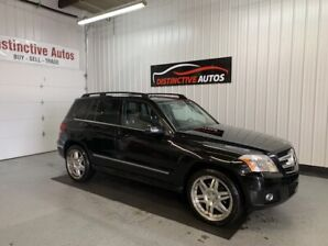 2010 Mercedes-Benz GLK350 4MATIC NAVIGATION/LEATHER/PANO ROOF GLK 350
