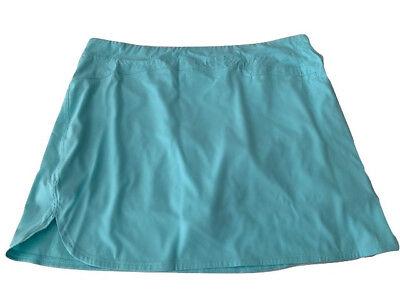 Adidas Golf Röcke (NWT ADIDAS SZ 16 Tennis Golf skirt skort with built in shorts aqua plus size )