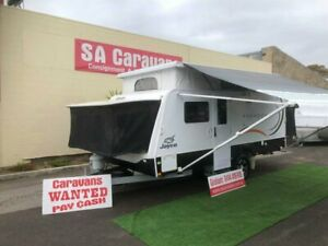 2011 JAYCO EXPANDA 17' 0UTBACK with AIR CONDITIONING Klemzig Port Adelaide Area Preview