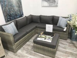 Holiday Sale on Sectional w/ Ottoman!